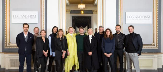 Fashion Council Germany , H&M , 'Fellowship Programme by the Fashion Council Germany and H&M, Boulezar, Horror Vacui, Tim Labenda, William Fan