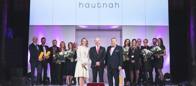 Markenrelaunch, Huber Bodywear, Frühjahr-/Sommer-Kollektion 2017,'Huber hautnah ,  André Jahnke,  Janine Weiz