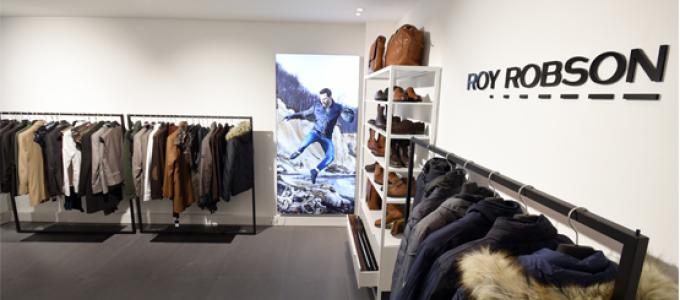 Roy Robson ,  Showroom , Paris,